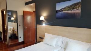 Habitación, Hotel Oria de Tolosa