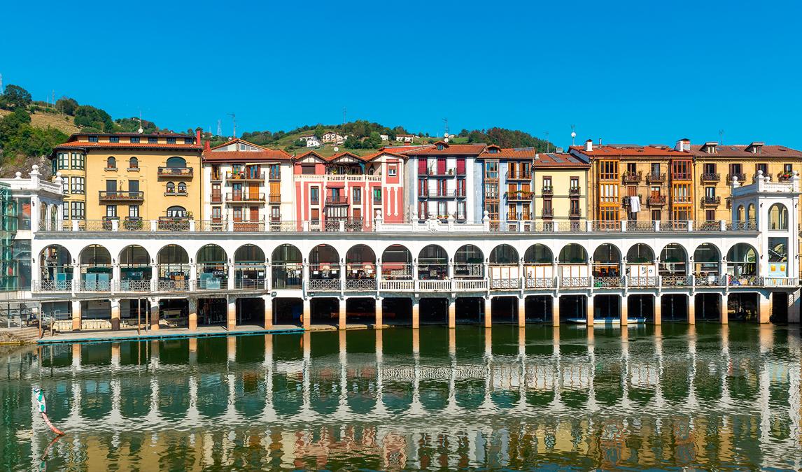 Mercado de Tolosa, Hotel Oria de Tolosa